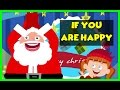 If You Are Happy and You Know It - CHRISTMAS Version | Tickling Toddlers