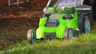 GreenWorks G-Max 40V Garden Tools