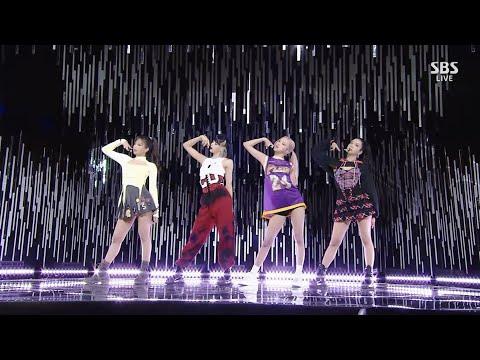 BLACKPINK - 'Pretty Savage' 1011 SBS Inkigayo