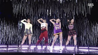 Download lagu BLACKPINK - 'Pretty Savage' 1011 SBS Inkigayo