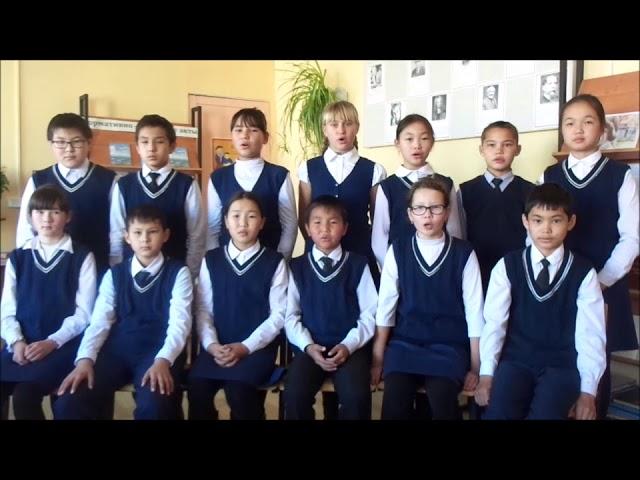 Изображение предпросмотра прочтения – «Разные дети» читают произведение «Разные дети» М.И.Цветаевой