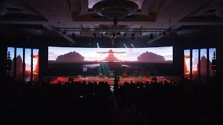 Alffy Rev Live At Indonesian Knowledge Forum Vii  - 2018 Bca