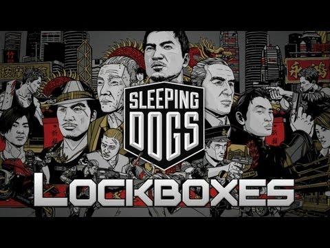Sleeping Dogs Lockboxes  Aberdeen & Kennedy Town West End Scavenger Trophy / Achievement
