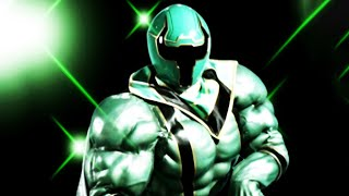 Green Mystic Ranger Unlocks His Mystic Muscles   Mystic Force   Power Rangers Official