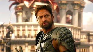 Gods of Egypt | official trailer UK (2016) Gerard Butler