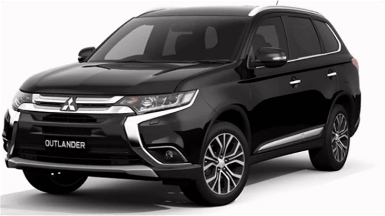 2016 Mitsubishi Outlander Phev Amethyst Black Youtube