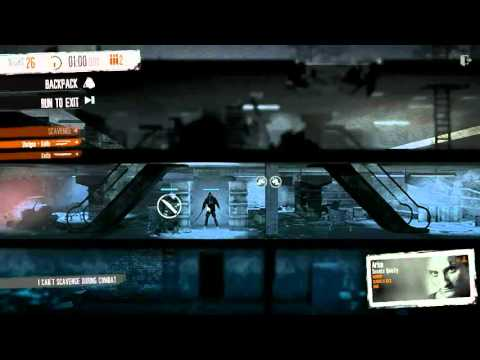 This War Of Mine - Supermarket - How To Kill The Scavengers