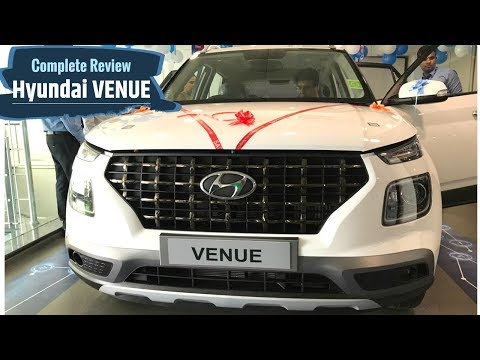 New Hyundai Venue Complete Review |  SX(O) Manual 1.0 Ltr Engine | Wireless Charging, Sunroof