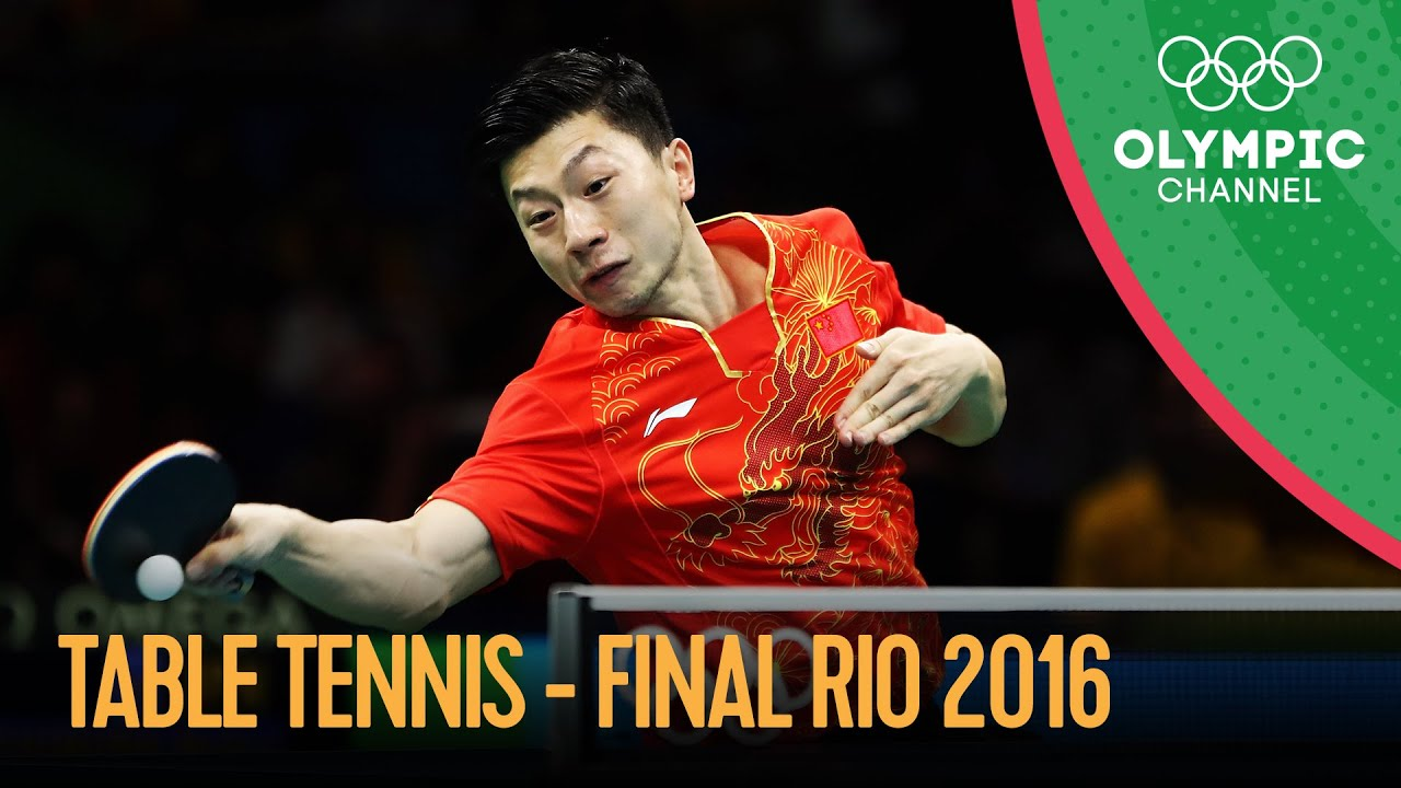 Download Table Tennis - Team Gold Medal Match 🇨🇳🆚🇯🇵 Full Match | Rio 2016 Replays