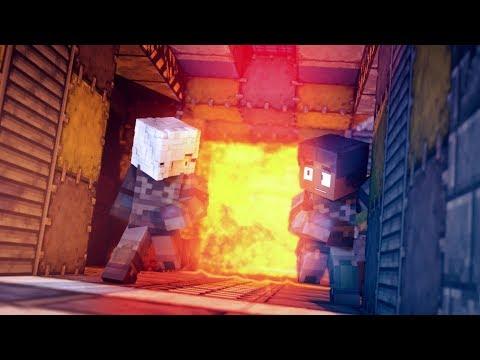 "Minecraft сериал: ""ЯДЕРНЫЙ УДАР"" - 6 серия"