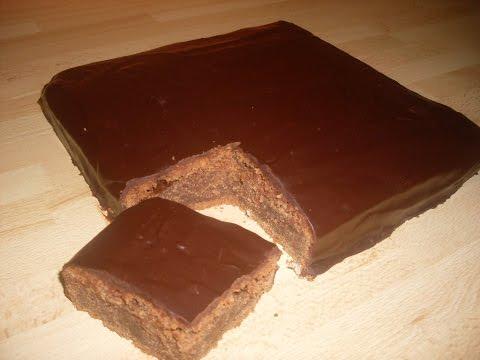 comment-faire-un-gâteau-tendre-glacé-au-chocolat?-dessert-facile