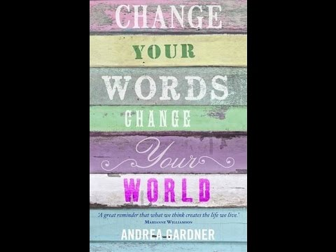 Your change world change words book your