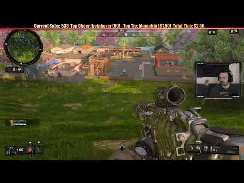 Call of Duty: Black Ops 4 Blackout MP: March 29, 2019 pt1 - Most EPIC Win EVER! thumbnail