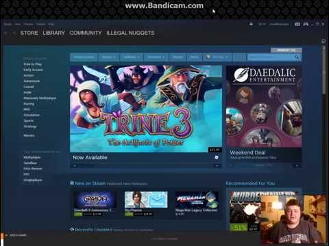 how to change your language on steam
