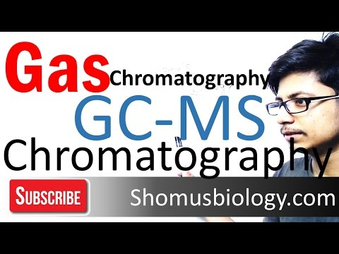 Gas Chromatography | working principle and instrumentation lecture