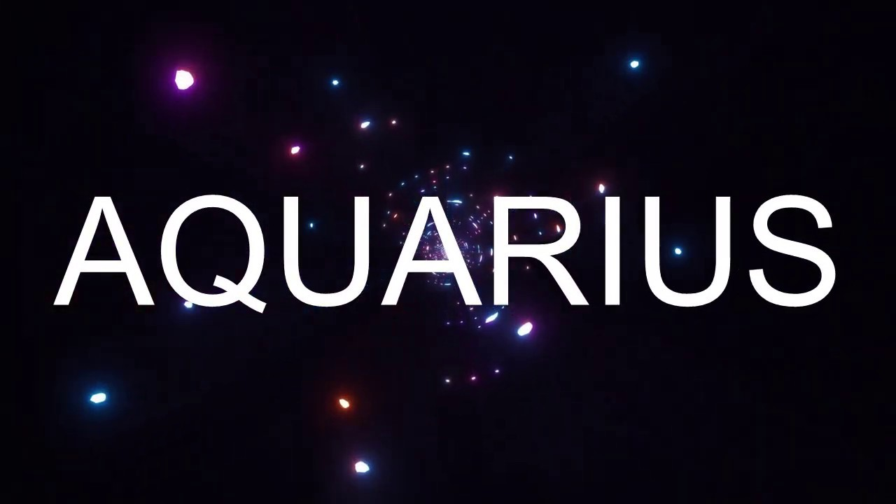 Aquarius weekly horoscope June 15 to 21, 2020