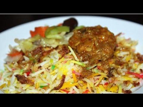 Resepi nasi minyak hujan panas terengganu paling simple dan mudah - YouTube