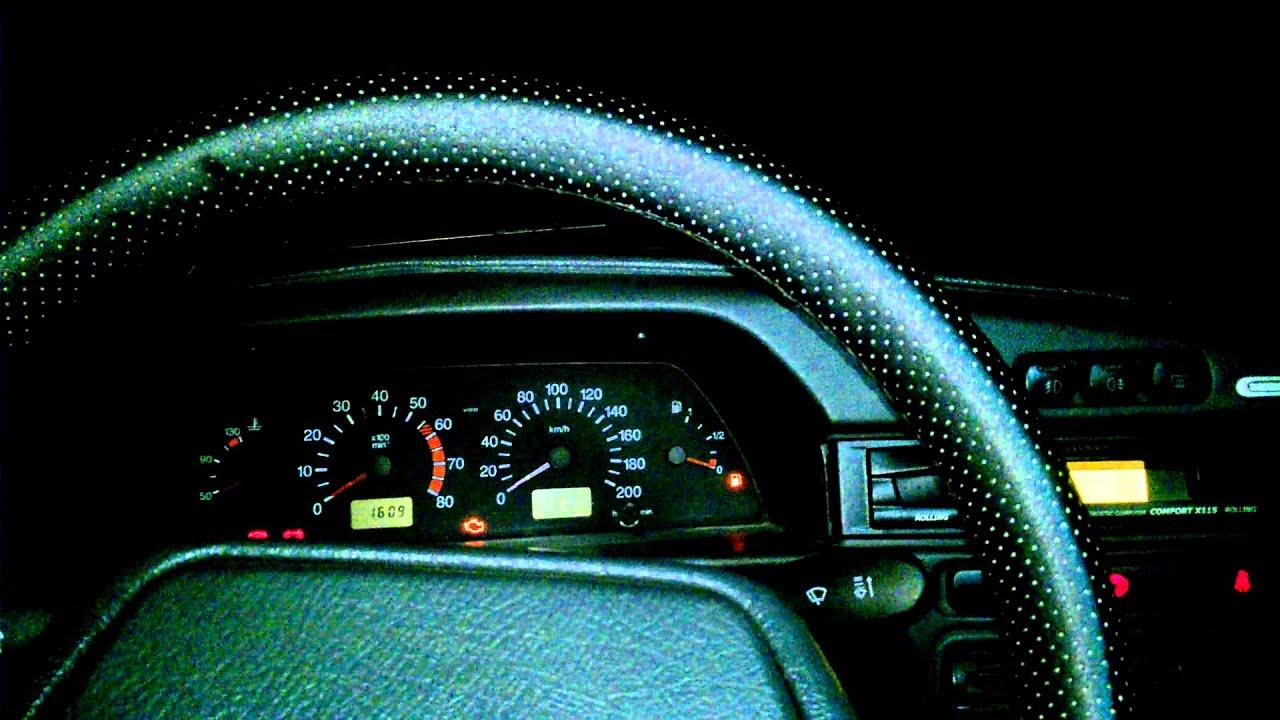 ВАЗ 2115 Автоматическое включение ближнего света