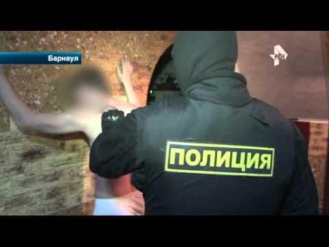 Подпольная автомастерская в Барнауле изумила полицейских