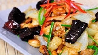 [thai Food] Stir Fried Chicken With Cashew Nuts (gai Phad Med Ma Muang Himmapan)
