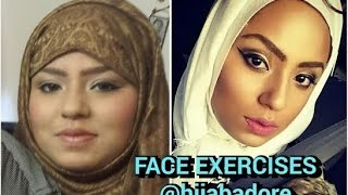 Face Toning Exercises- how to lose fat from your face