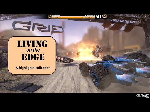 GRIP: Combat Racing - Living on the Edge |