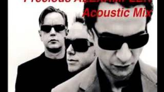 Depeche Mode Precious ALEXAMPLER Acoustic Mix