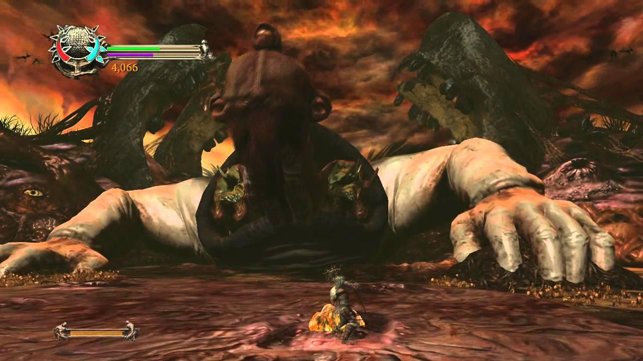 Dante S Inferno Walkthrough Chapter 3 Lust Cerberus Boss Fight