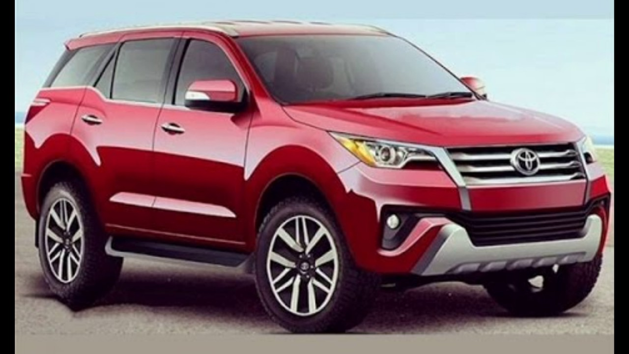 2018 Toyota Fortuner Youtube
