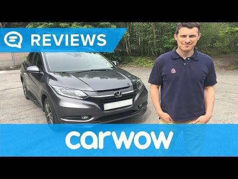 Honda HR-V SUV 2017 review | Mat Watson Reviews