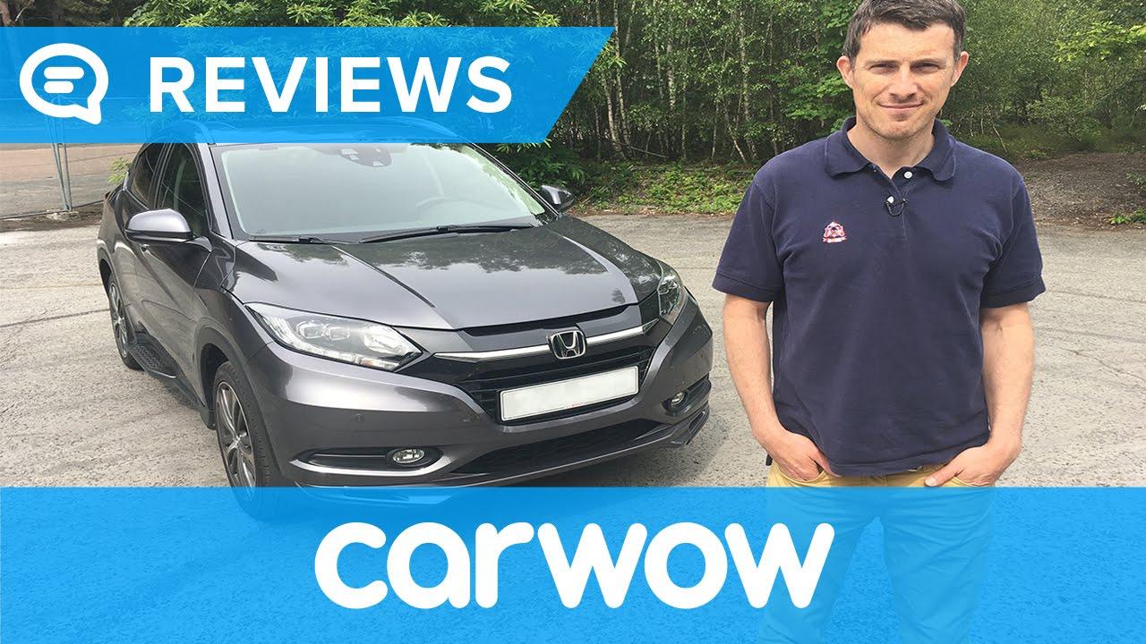 New Honda HR-V Review | carwow