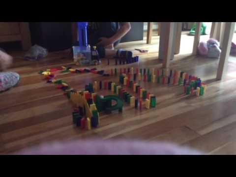 domino shuttle playset  Domino shuttle - YouTube