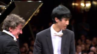 Final Round, 19.10.2015 (6 p.m.– 8.30 p.m.), 17th Chopin Piano Competition