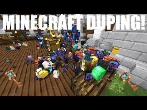 minecraft duping server Ip : DupeMC net | الجزائر YES-VLIP LV