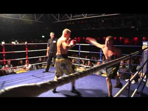 IBA Boxing - Danny Stoten v Yannis Teak - Circus Tavern