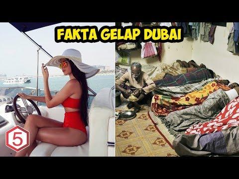 Fakta Gelap dan Mengerikan Di Balik Gemerlapnya Kota Dubai