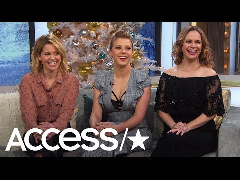 'Fuller House': Candace Cameron Bure, Jodie Sweetin & Andrea Barber Talk S3 Return  Access