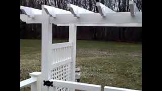 Fences4us - Pergola / Arbor