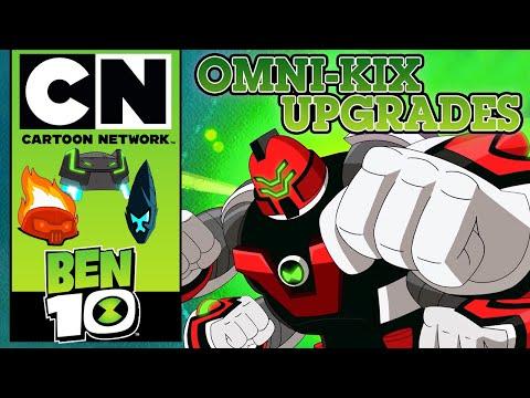 Ben 10 | Meet The New Armoured Aliens - Omni-Kix Upgrades | Cartoon Network UK 🇬🇧