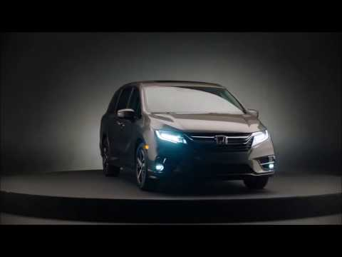2017 New HONDA ODYSSEY EX Variant with 8-passenger seat capacity