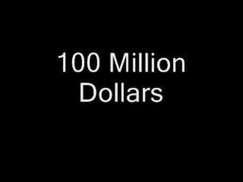 100Million Dollars(Birdman,Rick Ross,Lil' Wayne,Young Jeezy)