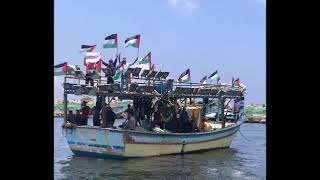 Escape from Gaza Flotilla