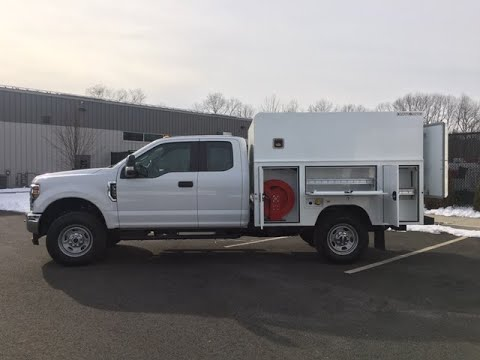 Hartford Truck Equipment, Enclosed Service Body Review