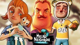 ПРИВЕТ СОСЕД ПРЯТКИ Hello Neighbour Hide and Seek