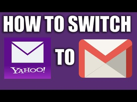 how-to-switch-from-yahoo-to-gmail