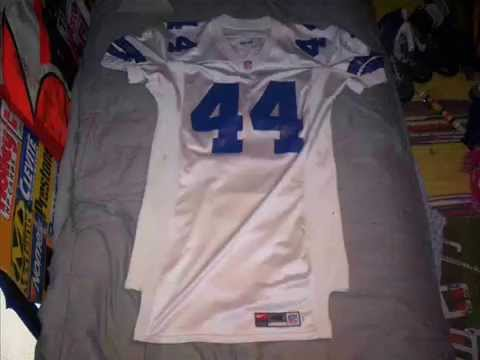 Introduction to Sports Memorabilia-Robert Thomas 1999 Dallas Cowboys Game- Worn Jersey f24827e8f