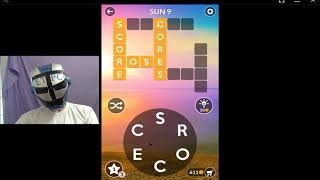 WORDSCAPES SUN 9 ANSWERS - Stafaband