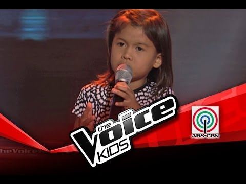 "The Voice Kids Philippines Blind Audition ""Halik"" By Lyca"