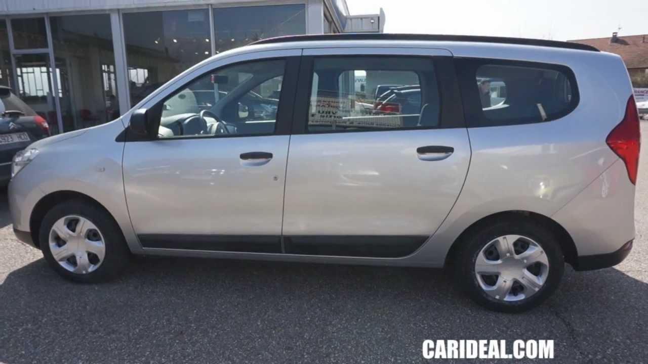 achat dacia lodgy dci 90 ambiance remise carideal mandataire auto chambery youtube. Black Bedroom Furniture Sets. Home Design Ideas