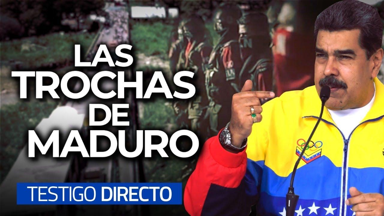 Download LAS TROCHAS DE LA MAFIA de Nicolás Maduro - Testigo Directo